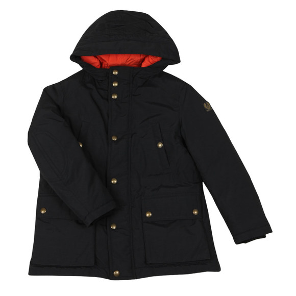 Belstaff Boys Black Kids Grove Jacket main image