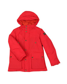 Belstaff Boys Red Kids Grove Jacket