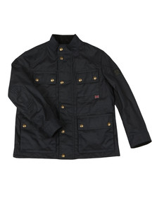 Belstaff Boys Blue Roadmaster Jacket