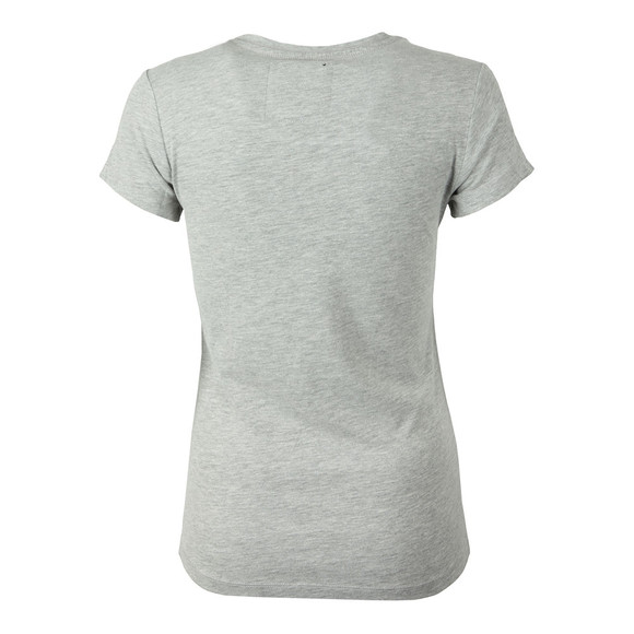 Superdry Womens Grey Embellished Night Entry Tee  main image