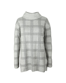 Barbour Lifestyle Womens Grey Annis Knit