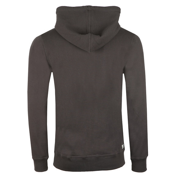 Diesel Mens Grey Brandon Hoody main image