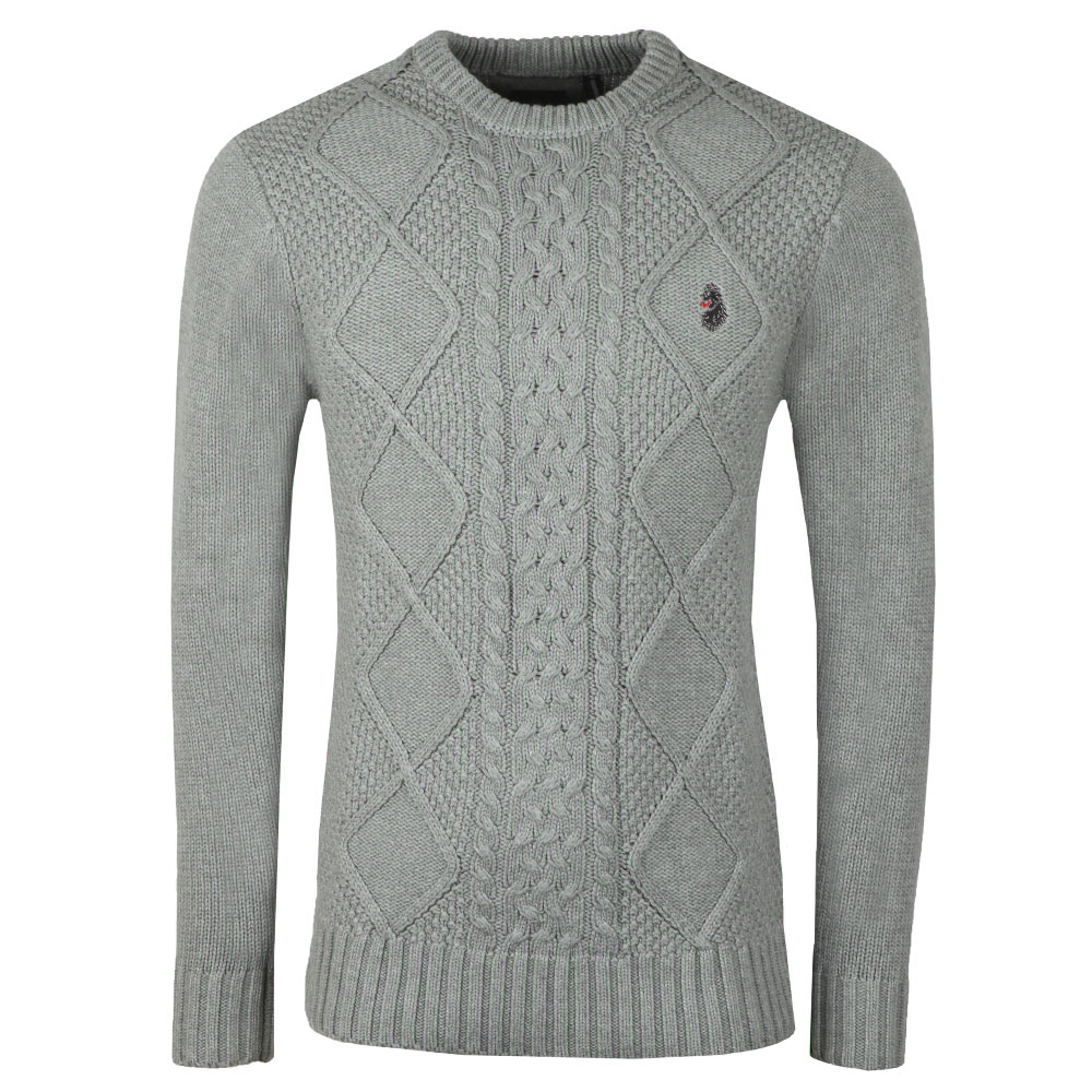 Hortons Court Crew Neck Jumper main image