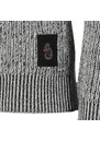 Plated Crew Neck Rib Jumper additional image