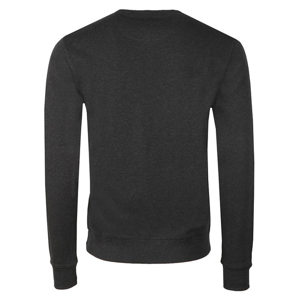 Farah Mens Black Tim Crew Sweat main image