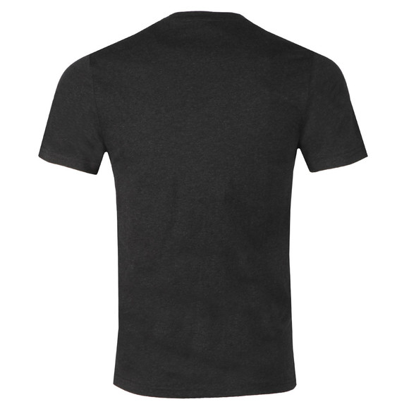 Farah Mens Black Denny Crew T-Shirt main image