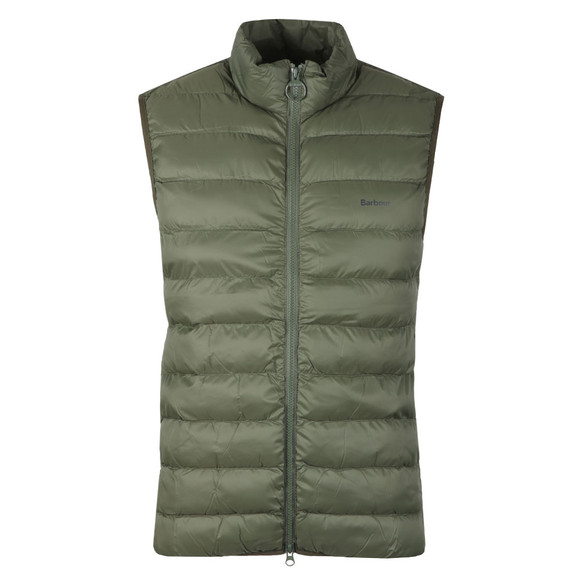 Barbour Lifestyle Mens Green Bretby Gilet main image