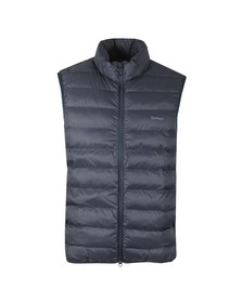 Barbour Lifestyle Mens Blue Bretby Gilet
