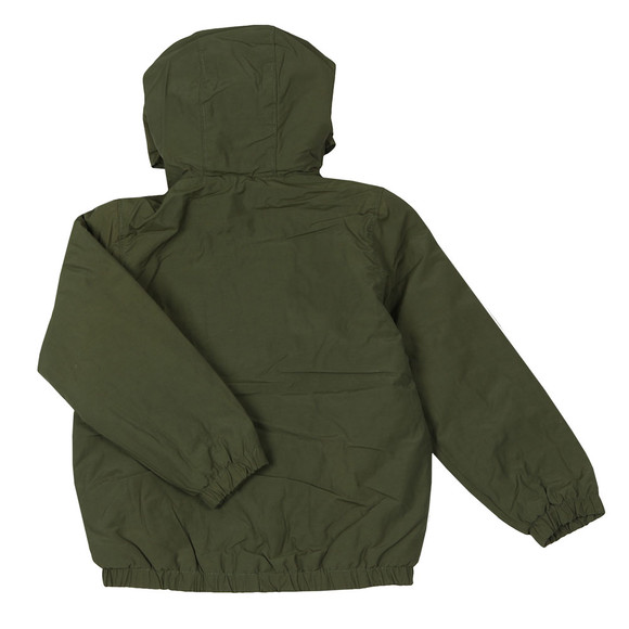 Lyle And Scott Junior Boys Green Padded Cagoule main image