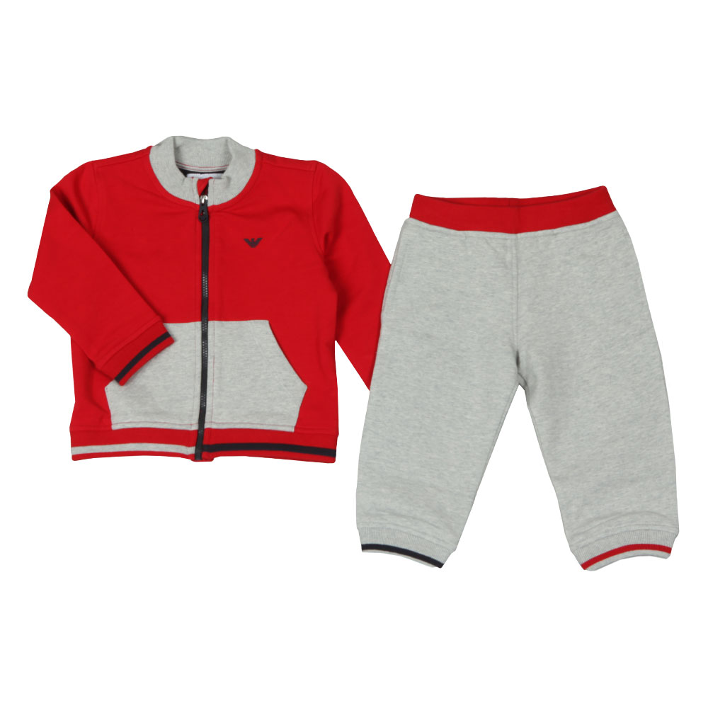 3ff32fb8f Emporio Armani Baby 6ZHV02 Tracksuit | Oxygen Clothing