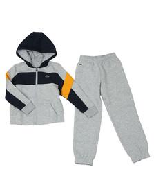 Lacoste Boys Grey WJ1213 Tracksuit