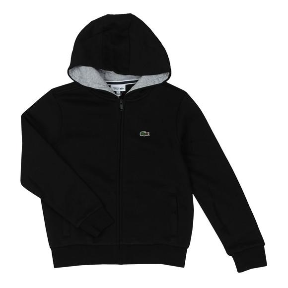 Lacoste Sport Boys Black SJ2903 Hoody