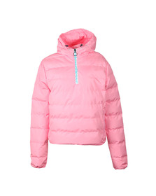 Ellesse Womens Pink Filetta Bubble Jacket