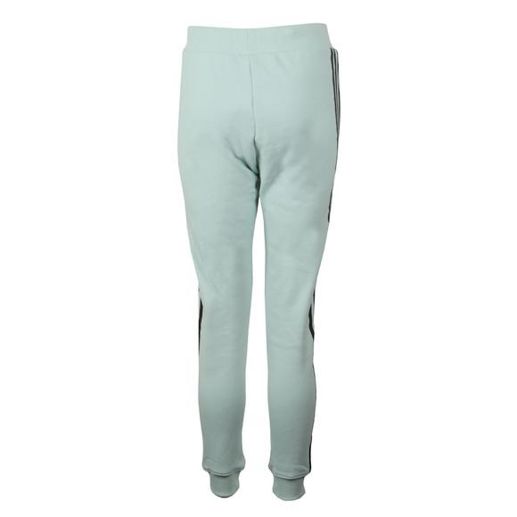 adidas Originals Womens Green Regular Cuffed Sweatpants main image