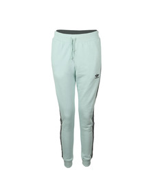 adidas Originals Womens Green Regular Cuffed Sweatpants