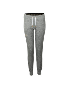 Superdry Womens Grey Orange Label Elite Jogger