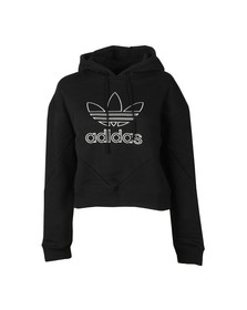 adidas Originals Womens Black Colorado Hoody
