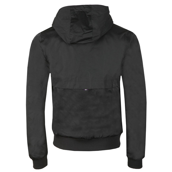 Luke Mens Black Shakermaker Pocket Detail Technical Jacket main image
