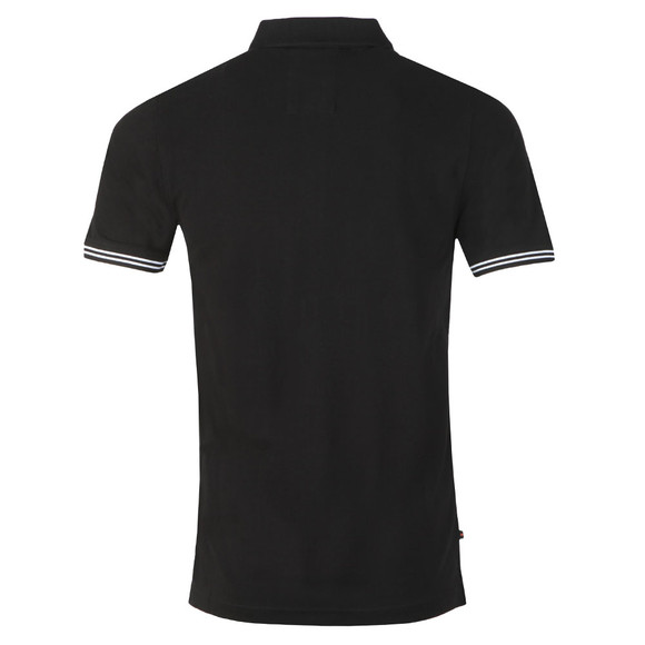 Luke Sport Mens Black New Mead Core Polo main image