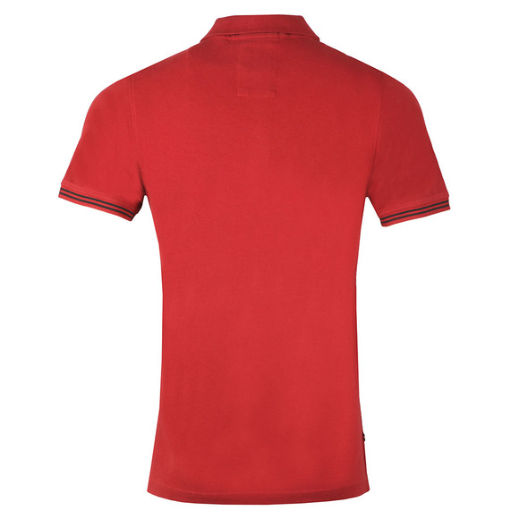 Luke Sport Mens Red New Mead Core Polo main image