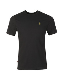 Luke 1977 Mens Black Traff Core Crew T-Shirt