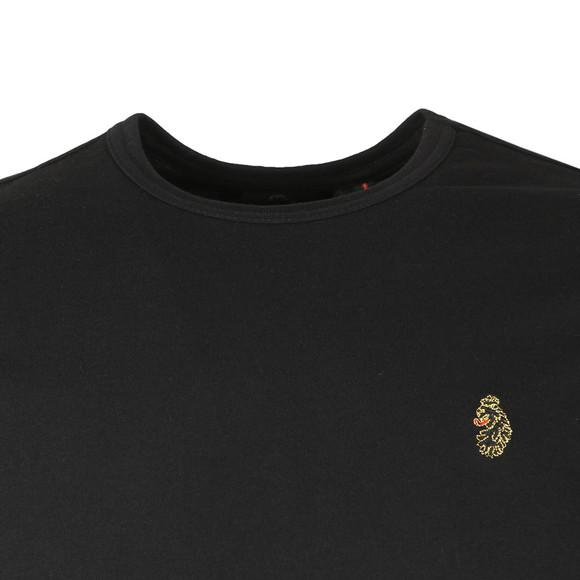 Luke 1977 Mens Black Traff Core Crew T-Shirt main image