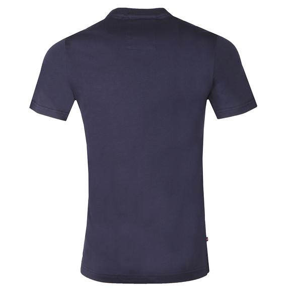 Luke Sport Mens Blue Lazer Crew T-Shirt main image
