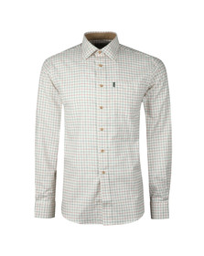 Barbour Lifestyle Mens Red Field Tattersall LS Shirt