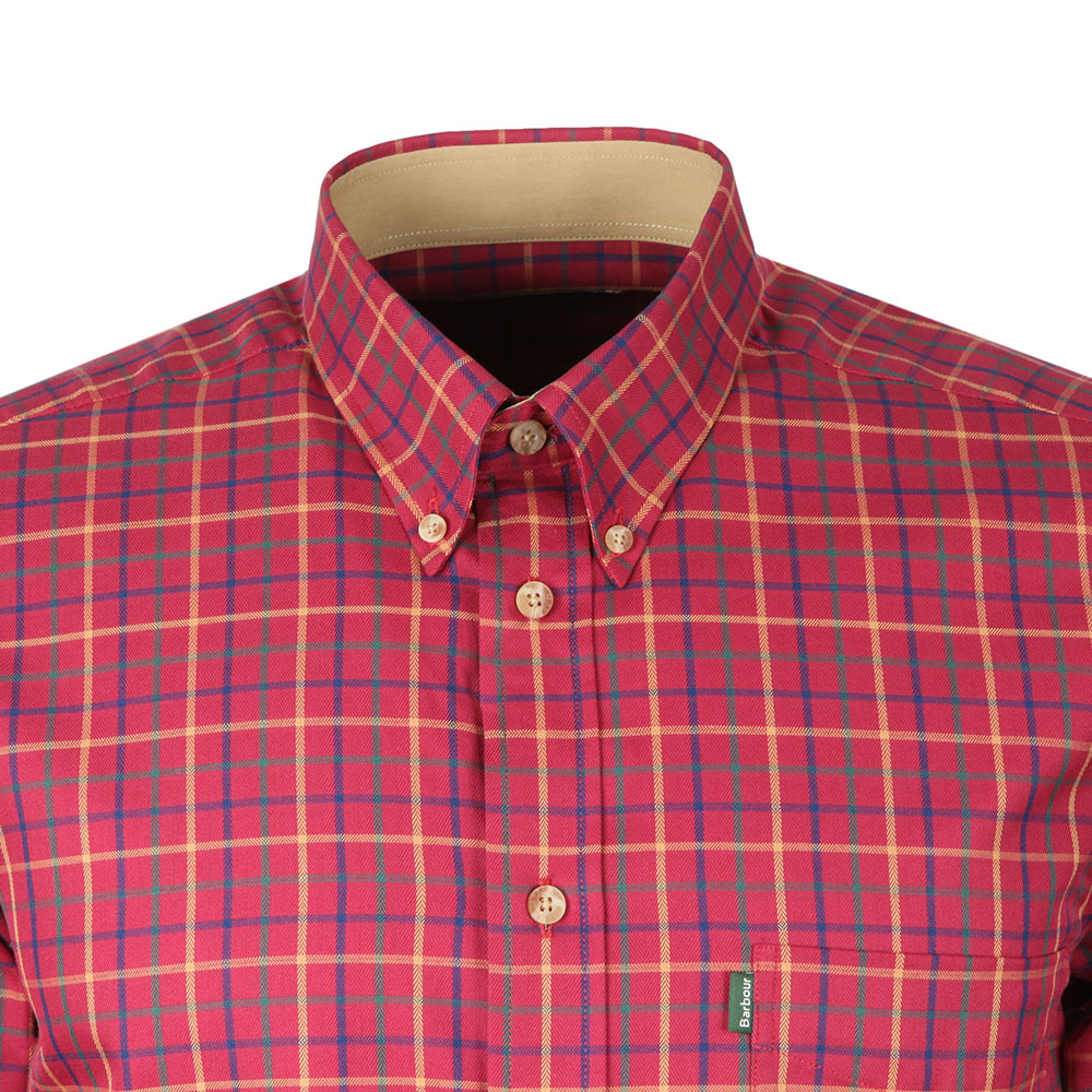 Sporting Tattersall LS Shirt main image