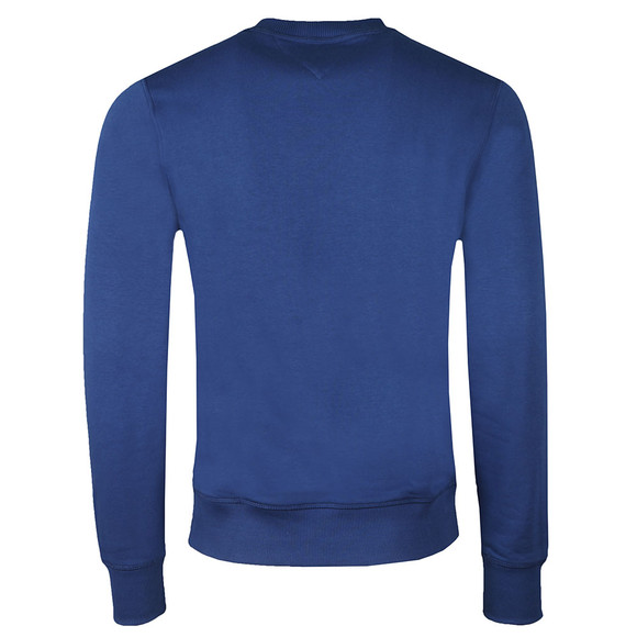 Tommy Hilfiger Mens Blue Logo Sweatshirt main image