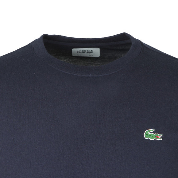 Lacoste Sport Mens Blue L/S Tee main image