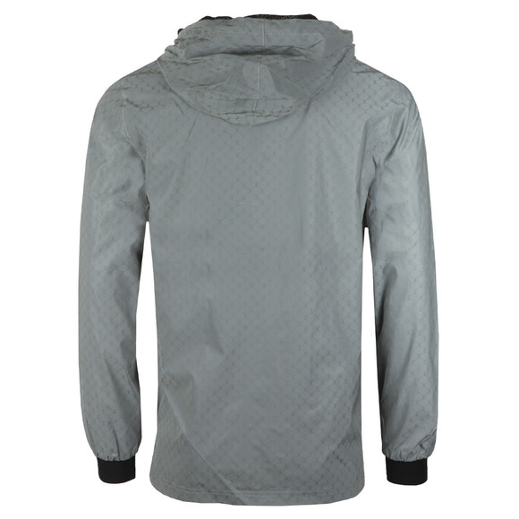 Creative Recreation Mens Silver 3M Windbreaker main image