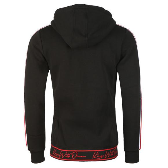 Kings Will Dream Mens Black Ellerbeck  Full Zip Hood main image