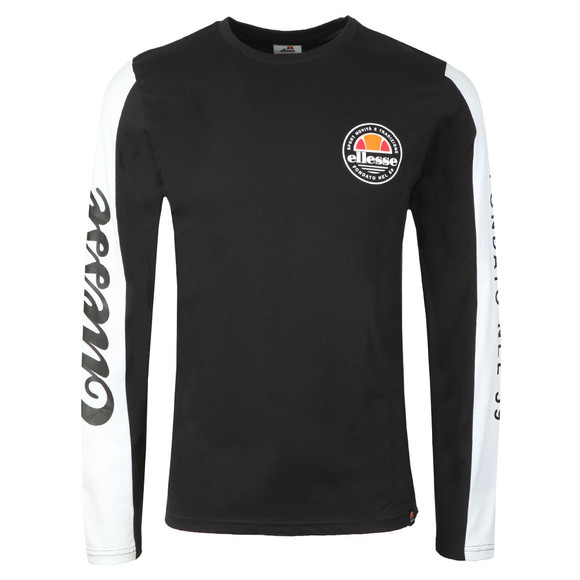 Ellesse Mens Grey Mainardo L/S Tee main image