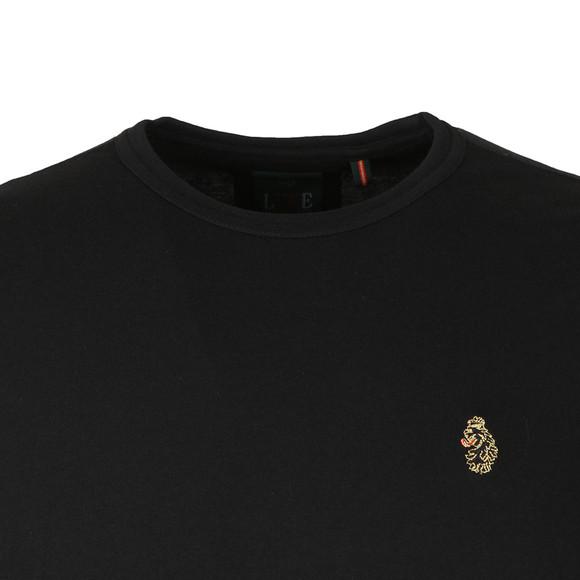Luke 1977 Mens Black Long Traff LS T-Shirt main image