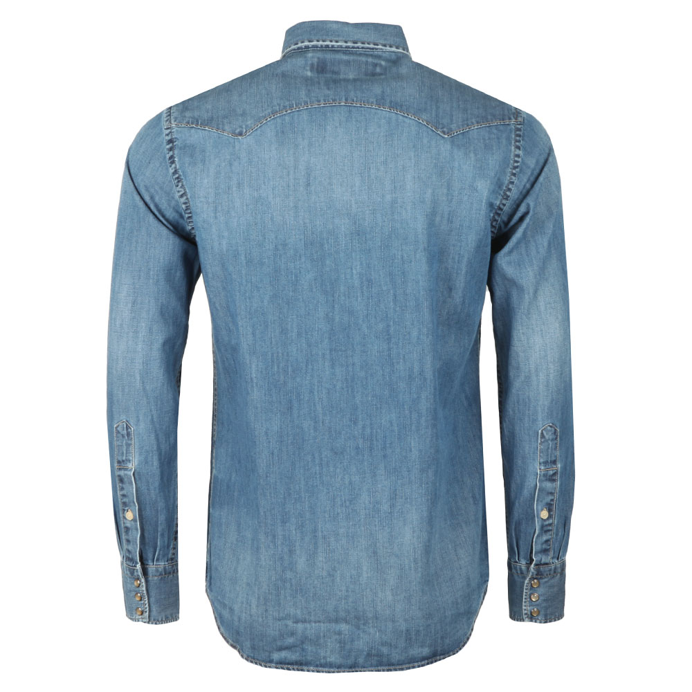 M4860 Denim Shirt main image