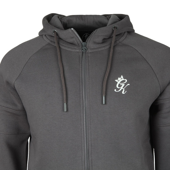 Gym King Mens Grey Core Plus Track Top main image