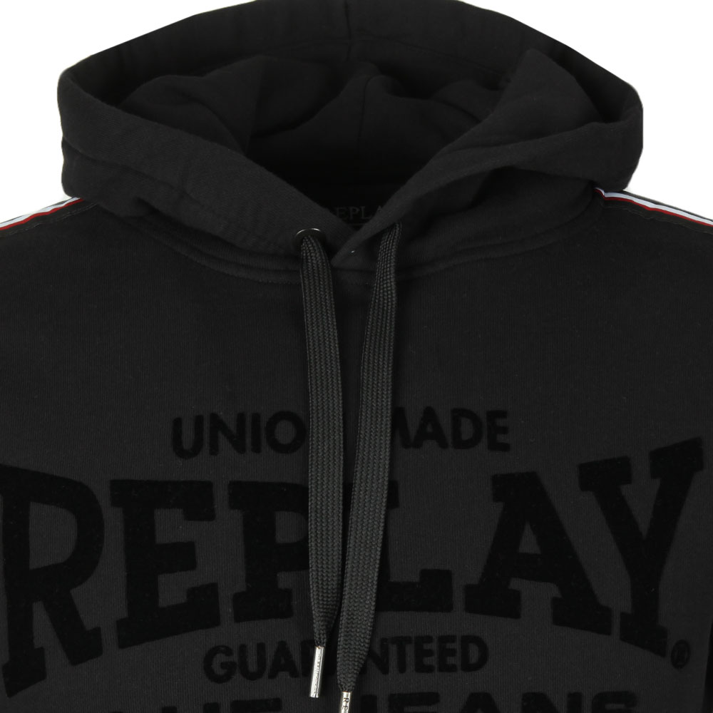 Logo Stripes Hoody main image