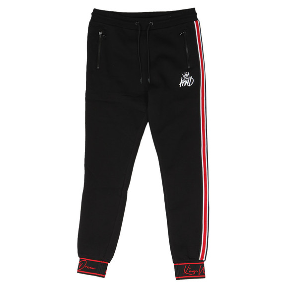 Kings Will Dream Mens Black Ellerbeck Jog Pant main image