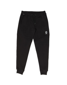 Gym King Mens Black Core Plus Track Bottoms
