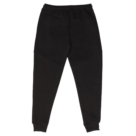 Gym King Mens Black Core Plus Track Bottoms main image