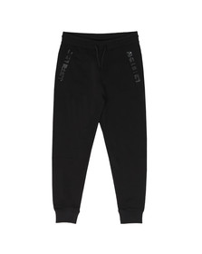 HUGO Mens Black Doak-U1 Joggers