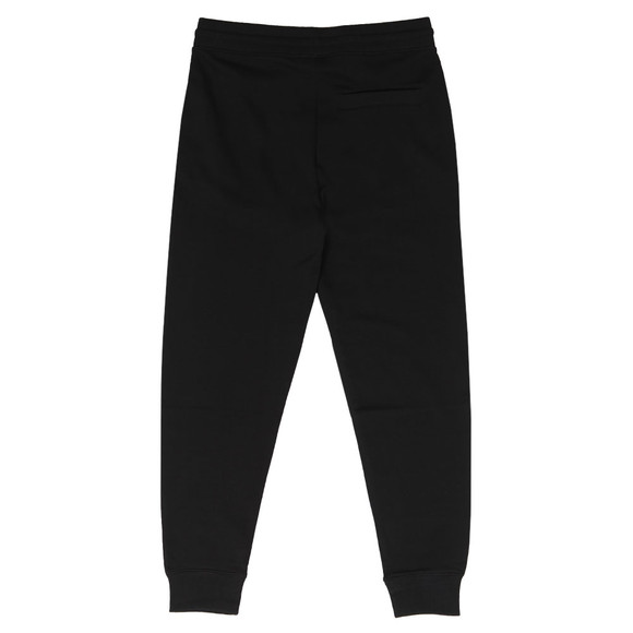 HUGO Mens Black Doak-U1 Joggers main image