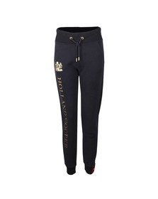 Holland Cooper Womens Blue Sportswear Luxe Jogger