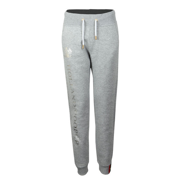 Holland Cooper Womens Grey Sportswear Luxe Jogger main image