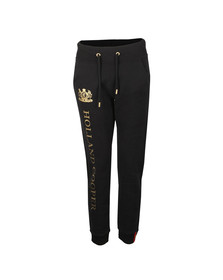 Holland Cooper Womens Black Sportswear Luxe Jogger
