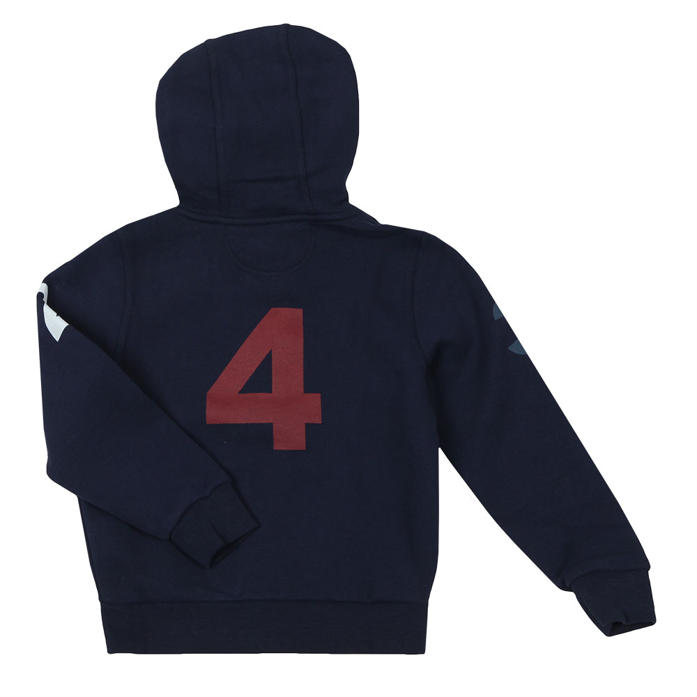 Boys Number Hoody main image