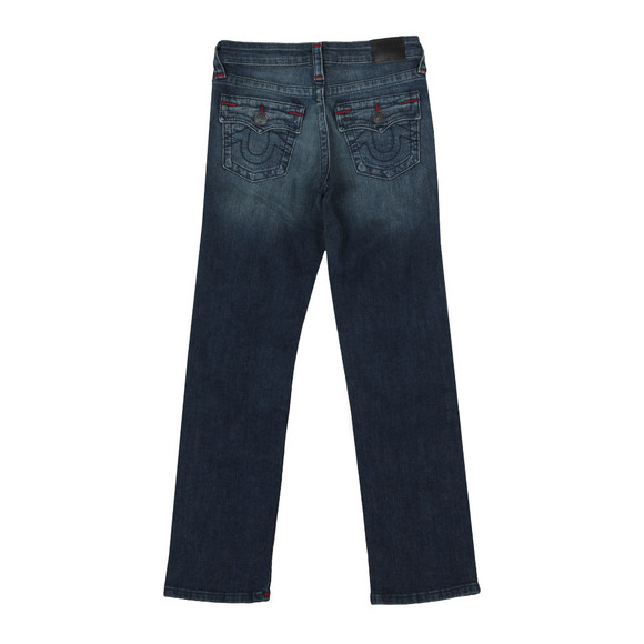 True Religion Boys Drilled Blue True Religion Boys Jack Jean main image