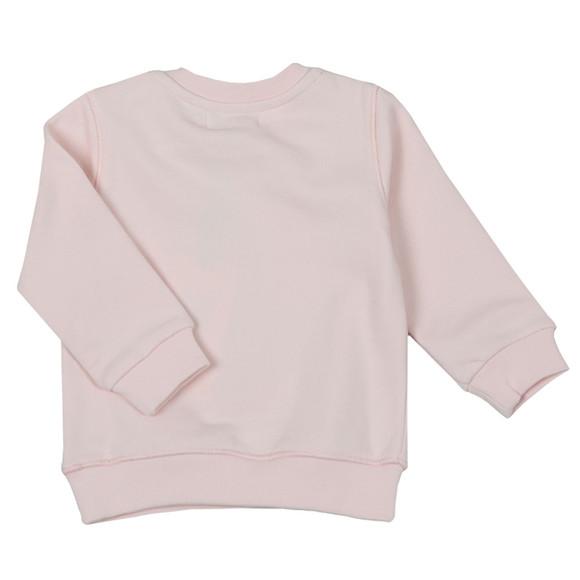 Kenzo Baby Girls Pink Tiger Sweatshirt main image