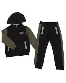 EA7 Emporio Armani Boys Black 6ZBV55 Tracksuit